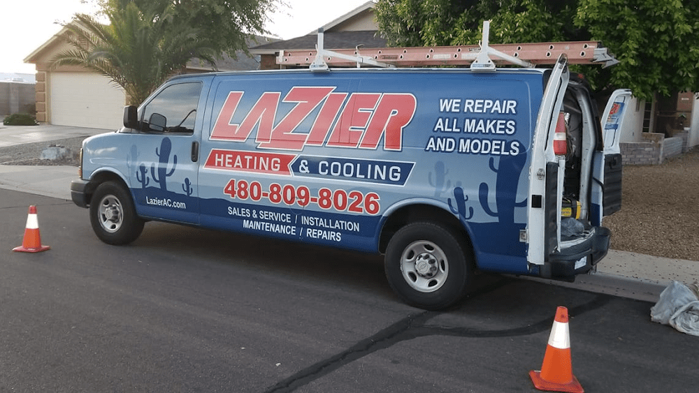Lazier Heating & Cooling, LLC