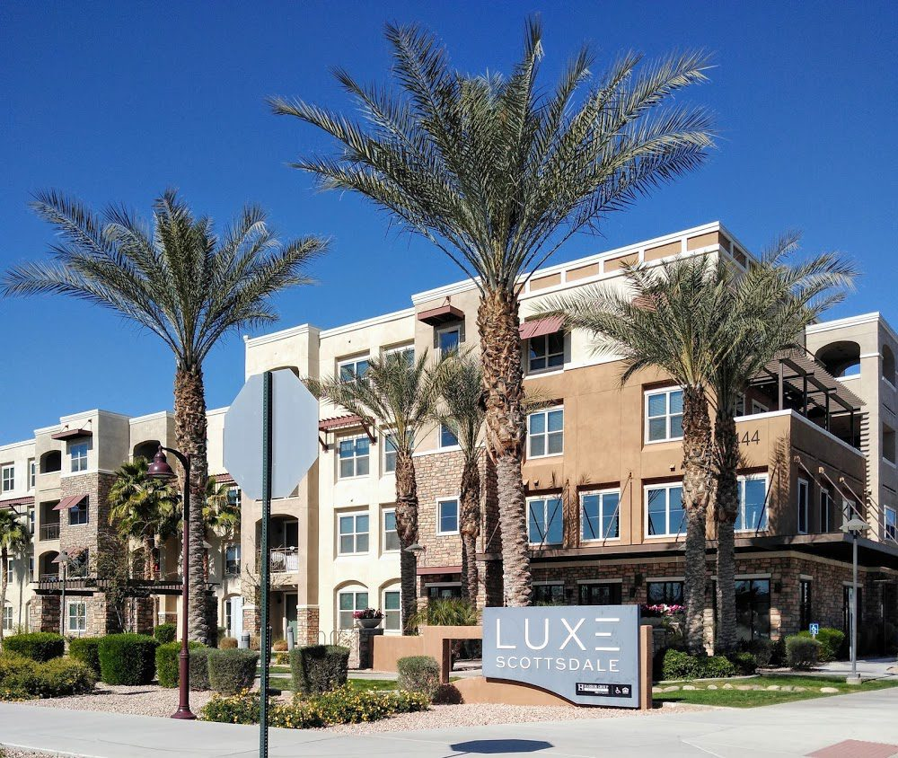 Luxe Scottsdale Apartments
