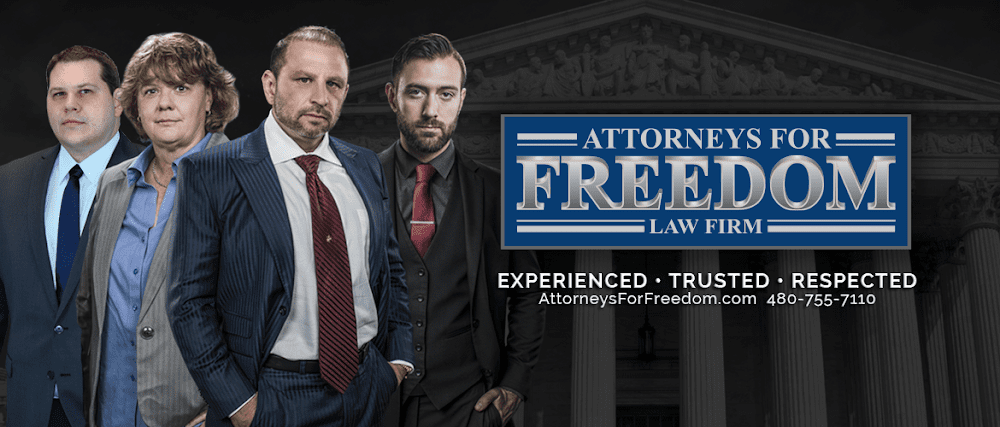 The Attorneys For Freedom Law Firm